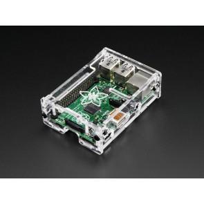 Adafruit Pi Box Plus - Gehäuse für Raspberry Pi Model B+ und Pi 2 und Pi 3/3+