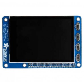 """PiTFT Plus 320x240 2.8"""" TFT + Capacitive Touchscreen Mini Kit - Pi 2, Pi 3 and Model A+ / B+"""