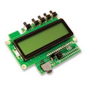 PiFace Control & Display 2 I/O-Board mit LCD für Raspberry Pi
