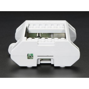 SmartiPi Kit - SmartiPi - Building Block Compatible Case für Raspberry Pi B+ / Pi 2/3 - Gray
