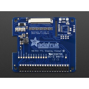 Adafruit DPI TFT Kippah für Raspberry Pi