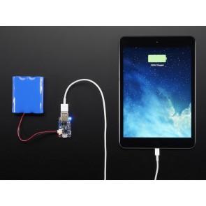 Adafruit DPI TFT Kippah für Raspberry Pi mit Touch Support