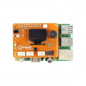 Cloudio HAT - Entwicklungsboard Grasp.io Cloudio Smart