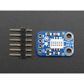 Adafruit MiCS5524 CO, Alcohol und VOC Gas Sensor Breakout