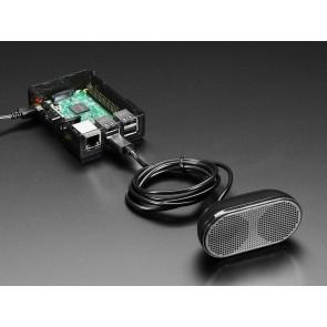 Mini External USB Stereo Speaker/Lautsprecher