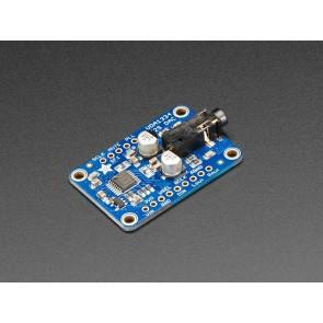 Aadafruit I2S Stereo Decoder - UDA1334A Breakout