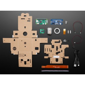 Google AIY Vision Full Kit - Includes Pi Zero WH - v1.1