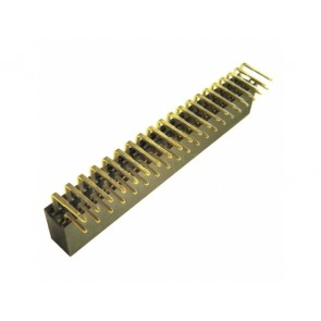 40 Pin GPIO Connector Header Extender - 90 Degree Angle