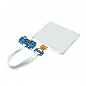 5.83inch E-Ink display HAT (600x448)
