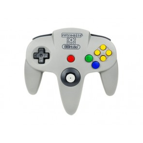 8bitdo X Retrobit N64 Bluetooth Gamepad