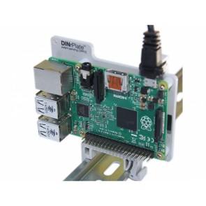 DINrPlate - Raspberry Pi 3 DIN Rail Mount