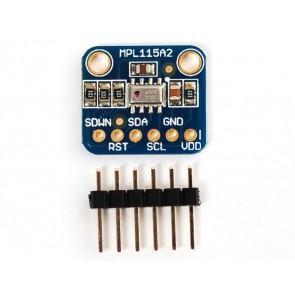 MPL115A2 - I2C Barometric Pressure/Temperature Sensor