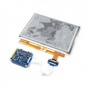 9.7inch E-Ink display HAT for Raspberry Pi (1200x825)