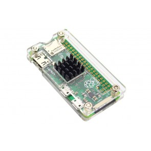 Acrylic Case Protector for Raspberry Pi Zero W