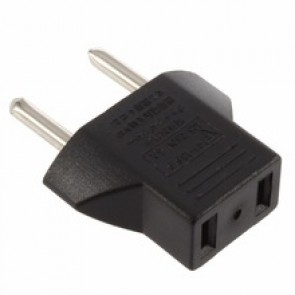 Universal Adapter US/EU (2-polig)