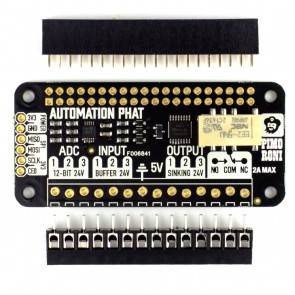 Pimoroni Automation pHAT