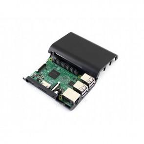 Waveshare Gehäuse J für Raspberry Pi 3+/3 & Pi 2 & Pi B+