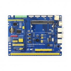 Compute Module IO Board Plus, for Raspberry Pi CM3, CM3 Light