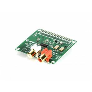 HiFiBerry - Audio DAC+ PRO für Raspberry Pi für Raspberry Pi A+, B+, Pi 2 und Pi 3