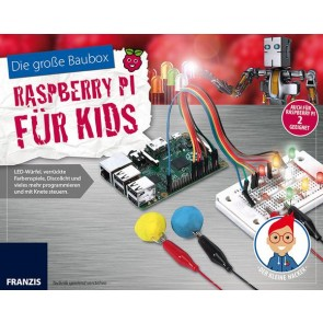 Franzis: Baubox Raspberry Pi für Kids