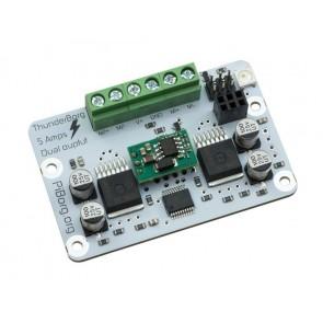 PiBorg - ThunderBorg - 5 Amp Dual Motor Controller