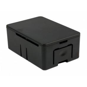 Raspberry Pi HighPi Gehäuse für HAT-Erweiterungen - schwarz