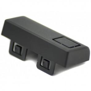 ModMyPi Modular RPi B+ Case - USB & HDMI Cover (schwarz)