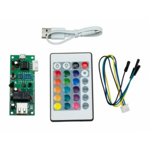 Nanomesher - Hackable Raspberry Pi Switch w/ Remote Control