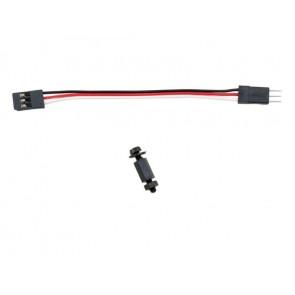 BattBorg - Pi Battery Power Board PCB Only (Soldered)
