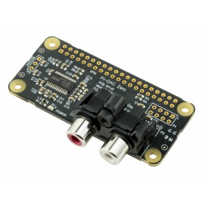 IQaudIO Pi-DACZero Full-HD Audio Card