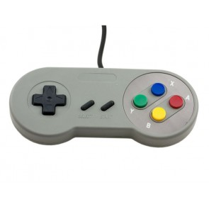 "Raspberry Pi Compatible ""SNES"" Style USB Gamepad"