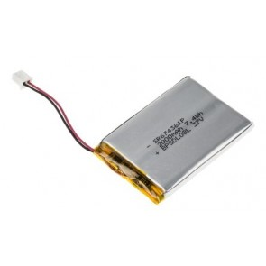 Lithium Ion Polymer Battery - 3.7v 2000mAh