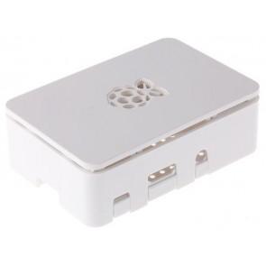 ABS Mini PC Gehäuse, weiss für Raspberry Pi 2 und Pi 3 B/B+
