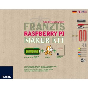 Franzis: Raspberry Pi Maker Kit