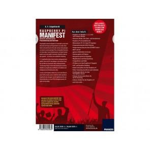 Franzis Raspberry Pi Manifest, 50+ Projekte
