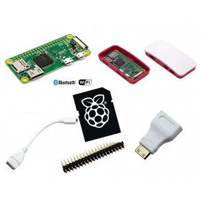Raspberry Pi Zero W - Full Kit