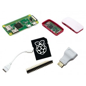 Raspberry Pi Zero v1.3 - Full Kit