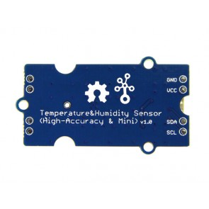 Grove - Temperatur & Feuchtigkeit Sensor (High-Accuracy & Mini)