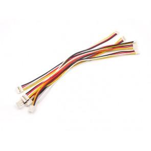 Grove - Universal 4 Pin 20cm Kabel (5 Stück)