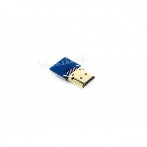 Straight HDMI Plug Adapter