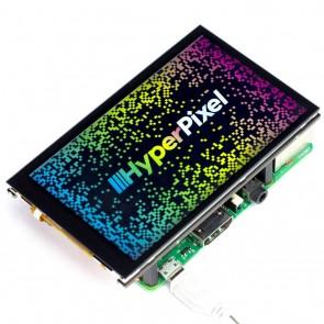 HyperPixel 4.0 - Hi-Res Display für Raspberry Pi (mit Touch)