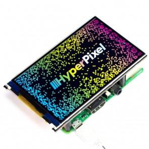 HyperPixel 4.0 - Hi-Res Display für Raspberry Pi (ohne Touch)