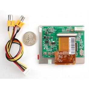 Adafruit NTSC/PAL (Television) TFT Display - 3.5