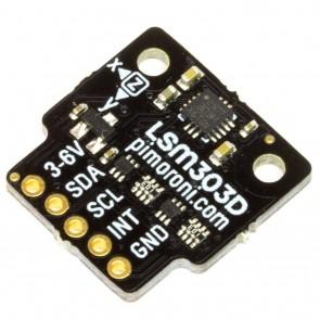 LSM303D 6DoF Motion Sensor Breakout