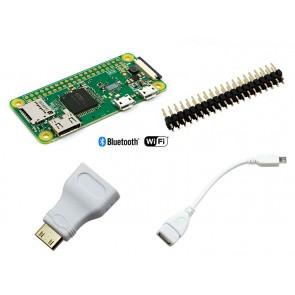 Raspberry Pi Zero W - Minimal Kit