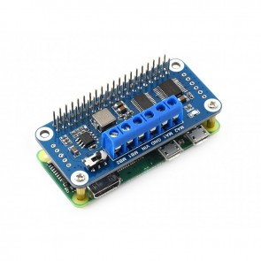 Motor Driver HAT für Raspberry Pi (I2C Interface)