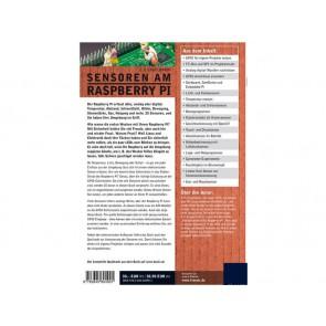 Franzis: Sensoren am Raspberry Pi 3 2. Auflage