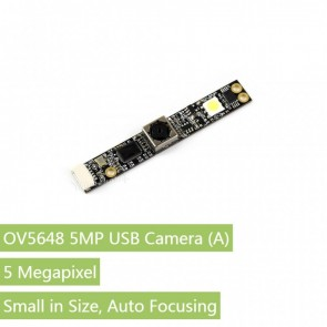 USB Camera (A), Small in Size, Auto Focusing