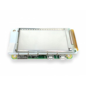 PaPiRus Zero ePaper / eInk Screen pHAT for Pi Zero - Medium