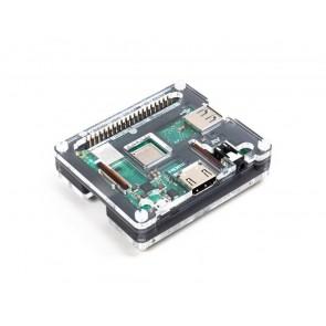 Coupé Ninja - Pibow 3 A+ Coupé für Raspberry Pi 3 A+